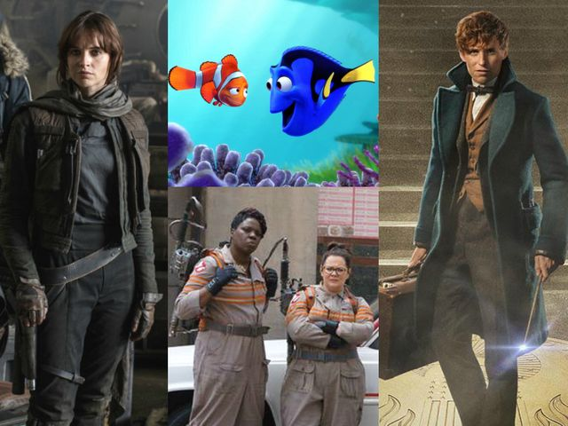 Which 2016 movies are you most excited for?