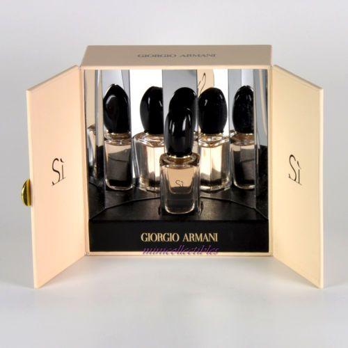 нет - ARMANI SÍ Mini Perfume 7 ml Ltd Edition Coffret