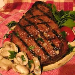 Steaks à la bière @ qc.allrecipes.ca