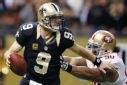 San Francisco 49ers vs. New Orleans Saints - Photos - November 25, 2012 - ESPN