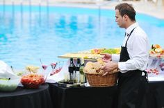 Te mostramos unos puntos importantes a tener en cuenta a la hora de contratar una empresa profesional de servicio de catering.