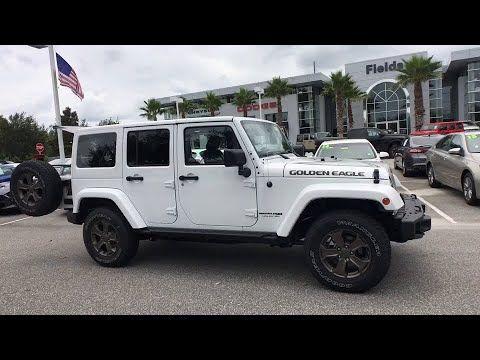 2018 Jeep Wrangler Jk Unlimited Orlando Deltona Sanford Oviedo