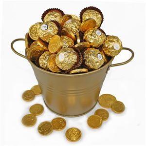 Pot of Gold | http://www.flyingflowers.co.nz/pot-of-gold