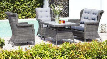 bord+sofa+2 stole FALKENBERG | JYSK