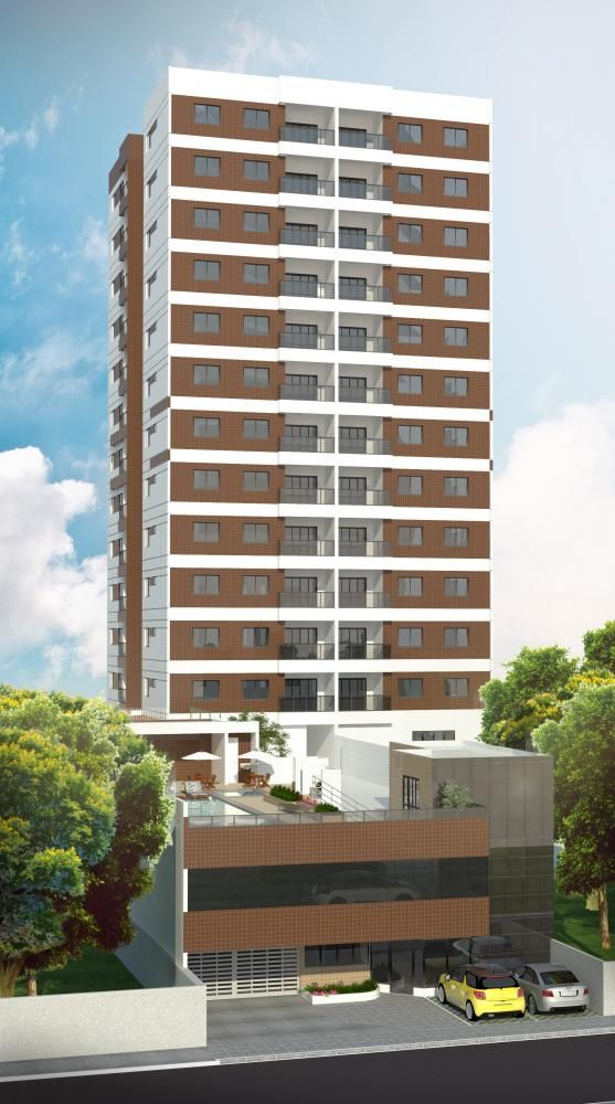 Estudo de um residencial em uma das melhores avenidas de Aracaju - Immobile Arquitetura