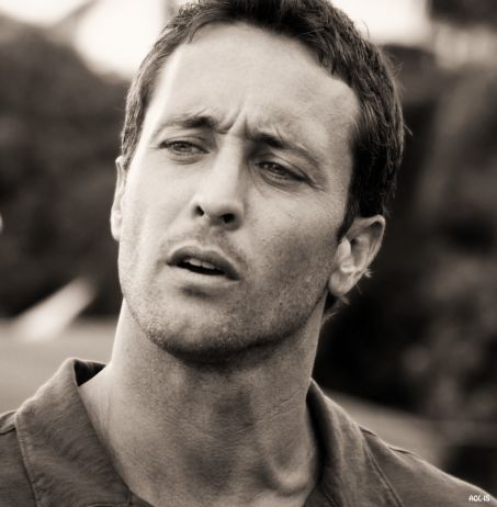 Alex O'Loughlin as Steve McGarrett!