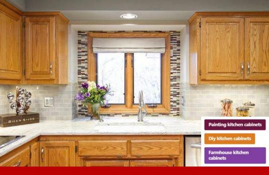 custom kitchen cabinets diy kitchencabinets and rh pinterest com