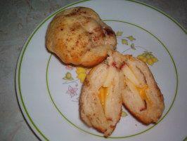 Easy Apple Cheddar Biscuit/Dumpling