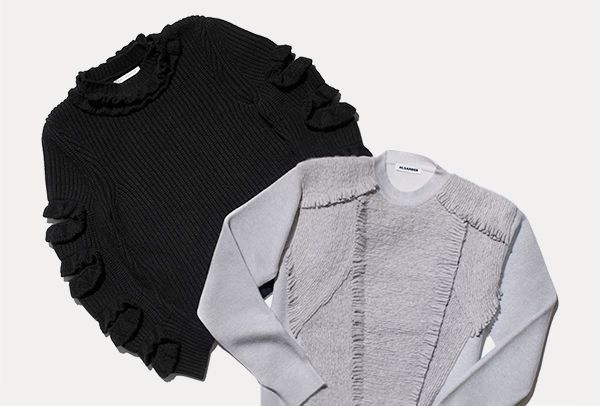 GET THE LOOK: - Haute knits