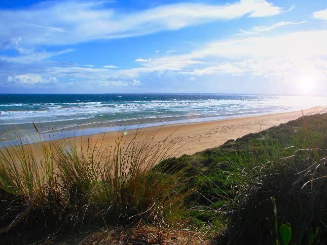 Inverloch: located south east of Melbourne, this surf beach is a favourite among the Victorian locals