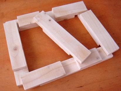 Truco sencillo para aprender a hacer marcos marcos for Como construir piletas de material
