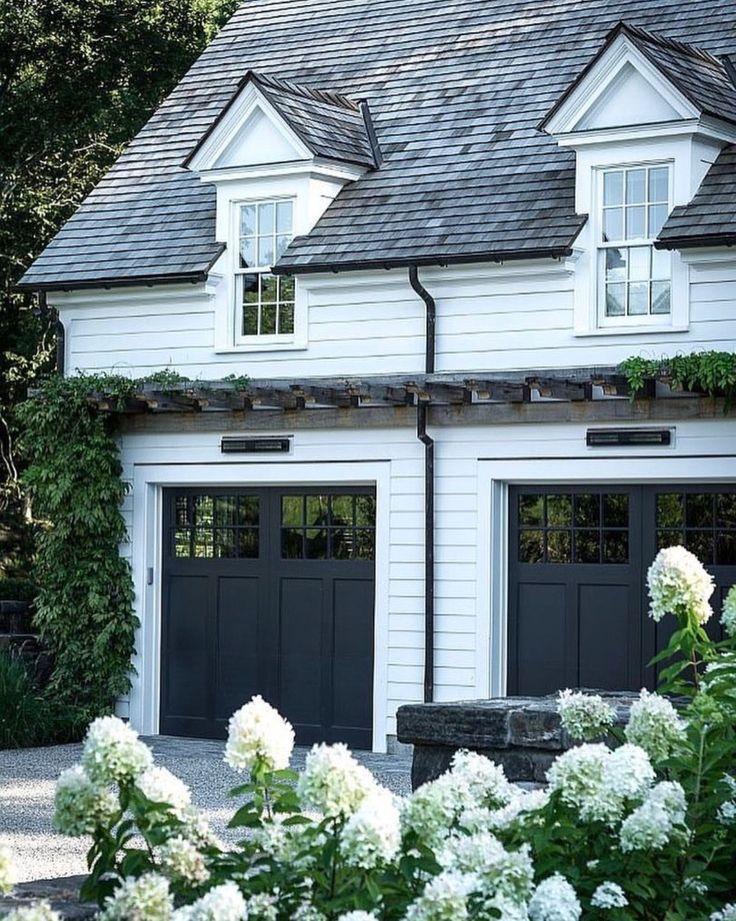 40 best detached garage model for your wonderful house dream home rh pinterest com