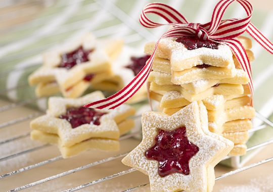 These Star Biscuits would make lovely gifts for friends and family or bake them as a sweet treat to enjoy on Christmas Day over a cuppa!