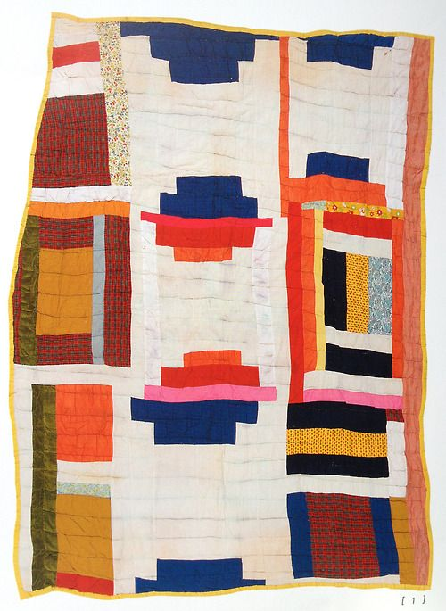 THE QUILTS OF GEE´S BEND // saw this awhile ago with my mother. we were both fascinated by the stories behind the quilts.