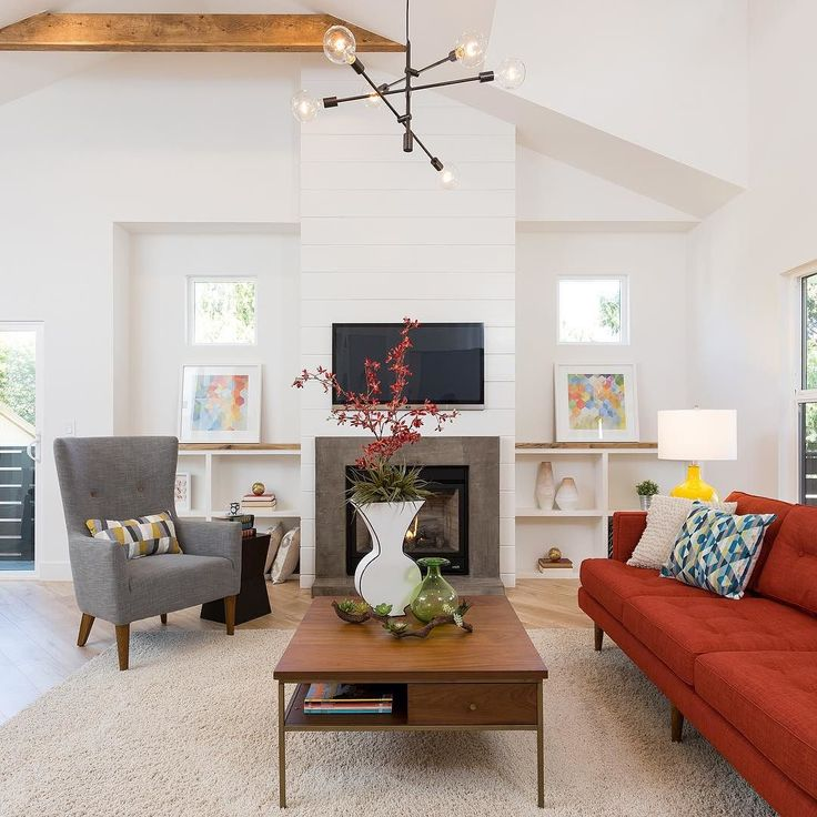 interior design of bungalow houses%0A A California bungalow  decked out with some choice west elm pieces by  designer Arthur Peychev