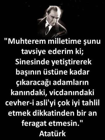 Türk Milleti'ni TÜRKLER YÖNETMELİ !