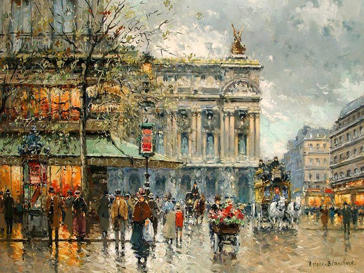 Maid Cafe Paris Opera