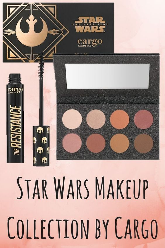 Came Across This Star Wars Eyeshadow Palette When I Was Searching