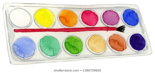Watercolor Paint Watercolor Palette Illustration 8 Aquarelle