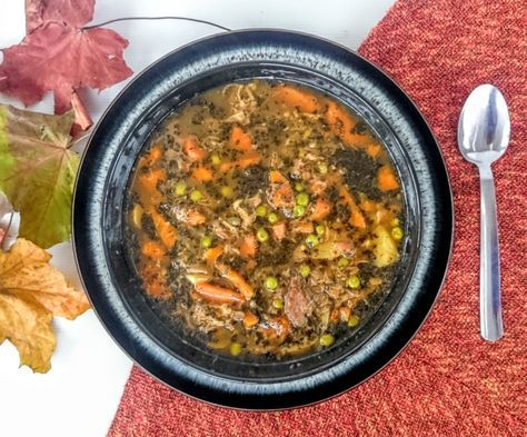 Slow Cooker Lamb & Mint Stew – Syn Free Slimming World Friendly
