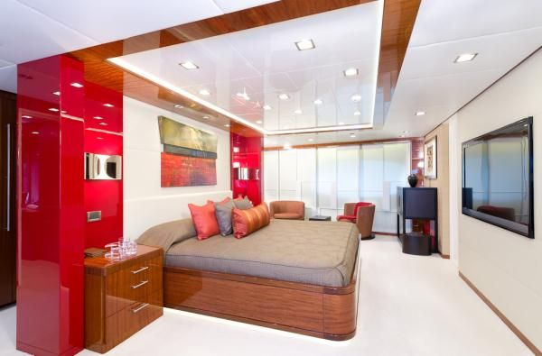 M/Y Turquoise by BERLINE Fine Interiors