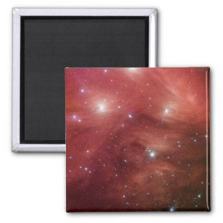 NASAs Pink Pleiades Fridge Magnets from Zazzle