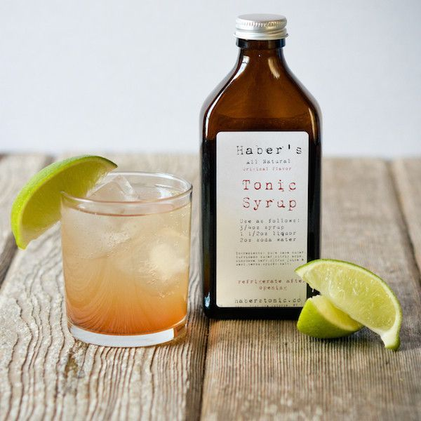 Mother's day gift idea -- Haber's Tonic Syrup