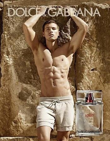 Dolce & Gabbana The One Sport fragrance for men.