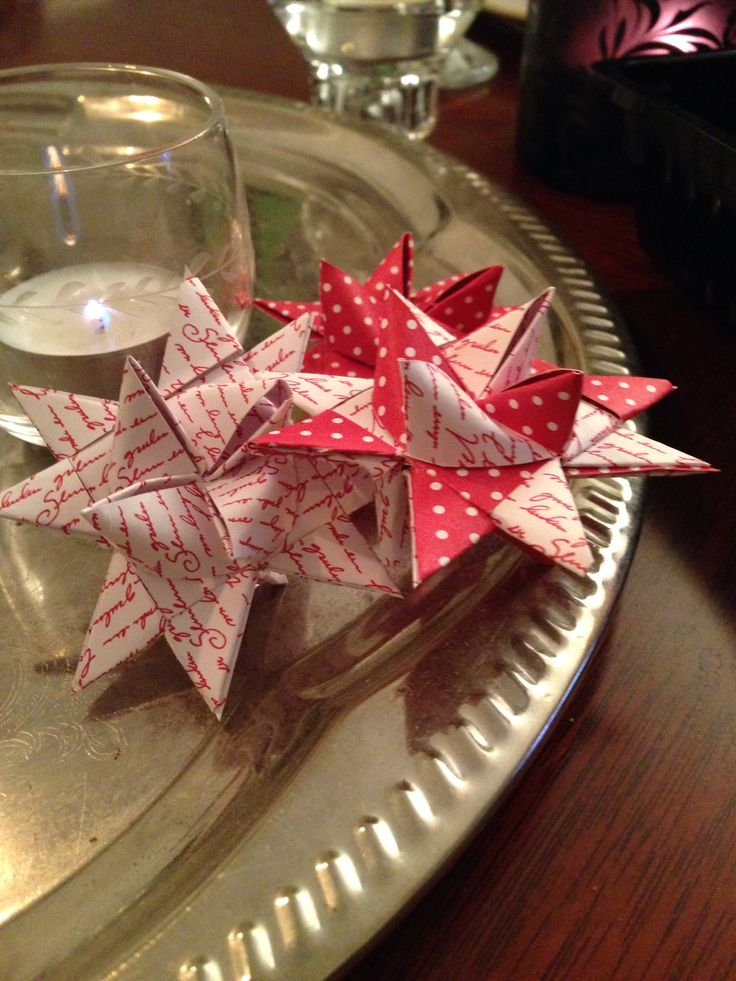 Folded stars