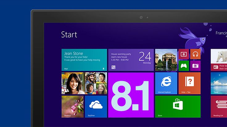 Windows 8.1 Officially Shipping to PC Makers