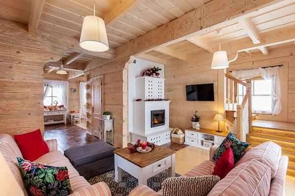 Osada Maruszyna - luksusowe domki z pięcioma sypialniami i prywatną sauną w Maruszynie, 15km od Zakopanego