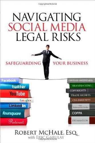 Navigating Social Media Legal Risks: Safeguarding Your Business - Social Media Books