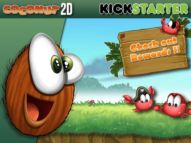 Coconut2D on KickStarter.