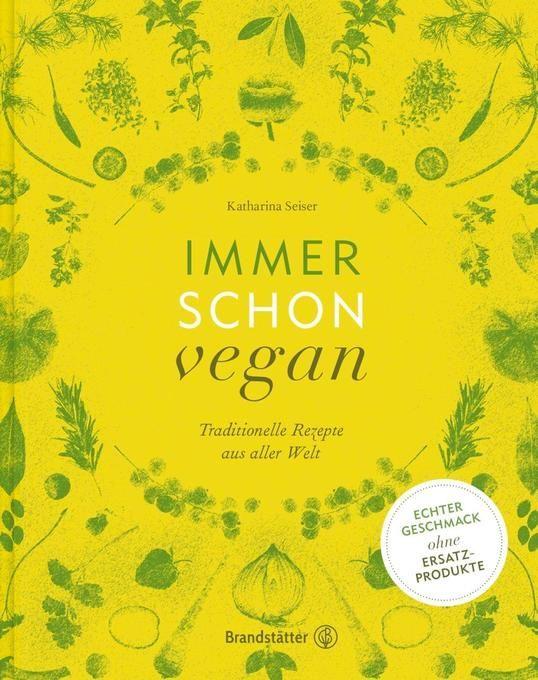 Immer schon vegan als Buch