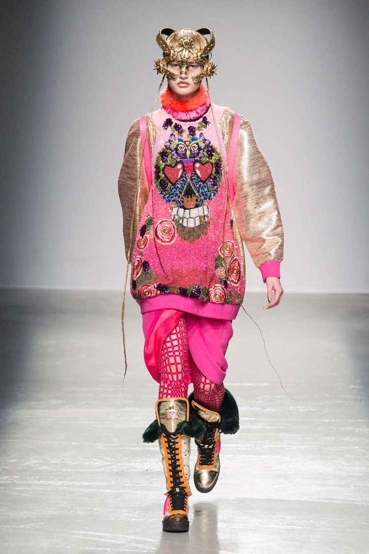 Manish Arora Automne/Hiver 2015, Womenswear - Défilés (#21289)