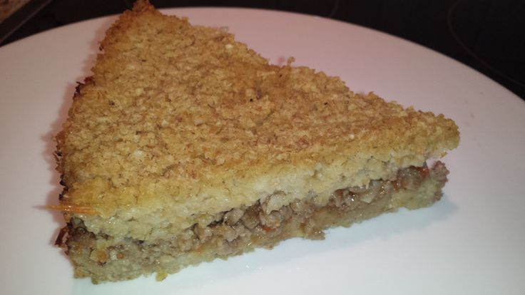 Πίτα με πουργούρι και κιμά - Powered by @cookCap