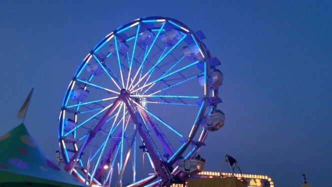 @perthfair Labour Day Weekend 2015