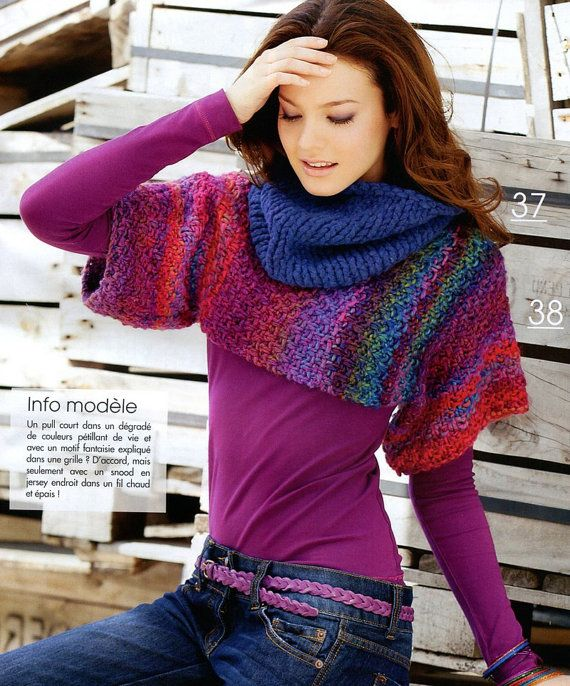 Knitting Patterns Plus Size : Images about plus size knitting patterns on
