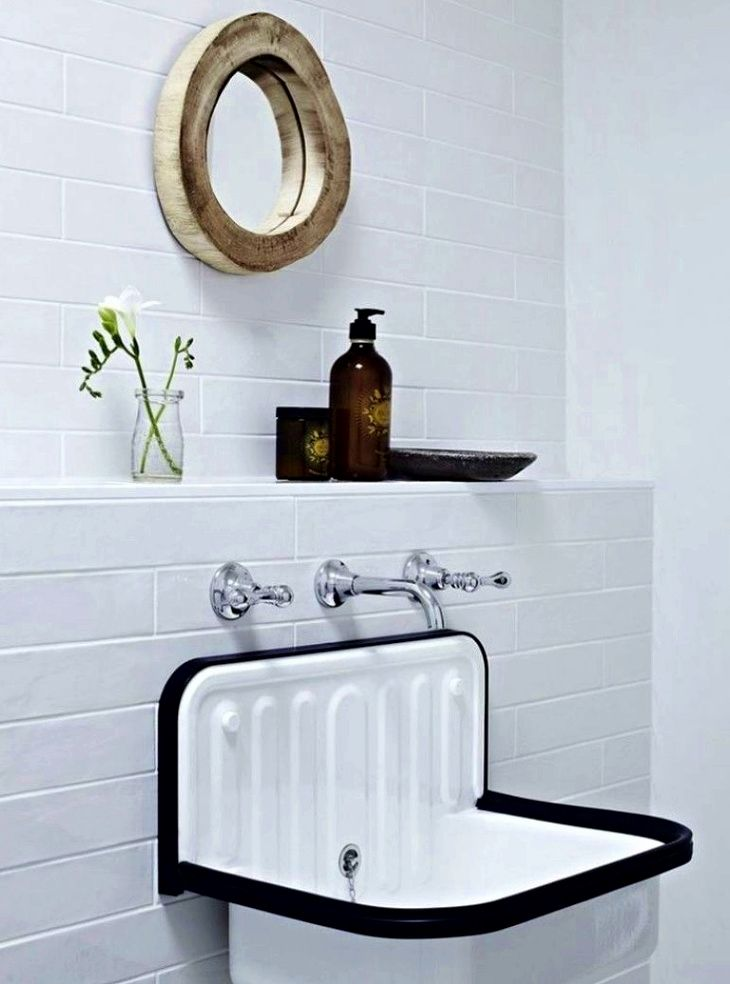 bathroom decor diy guide the hue scheme is imperative when rh pinterest com