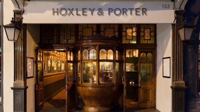 Hoxley & Porter   152 Upper Street N1 1RA   Bars and pubs   Time Out London