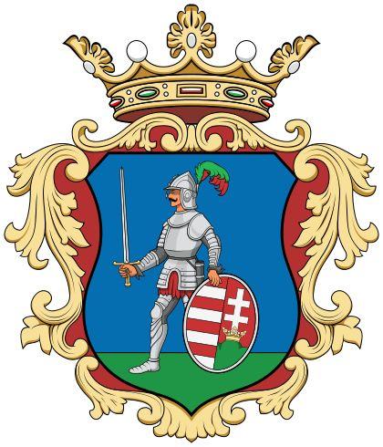 Coat of arms of Nógrád County