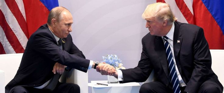 Trump Joined Putin in Ridiculing Our American Press and Our Intelligence Community
