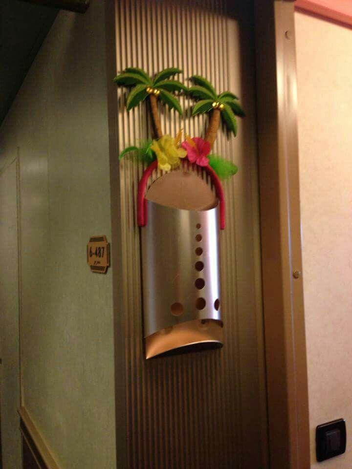 Cute Mailbox Cruise Cabin Door Decorations Cruise Door Cruise Door Decor Cabin Doors