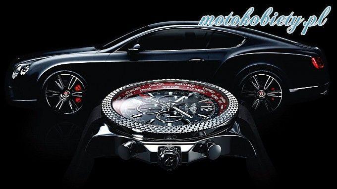 Breitling dla Bentleya