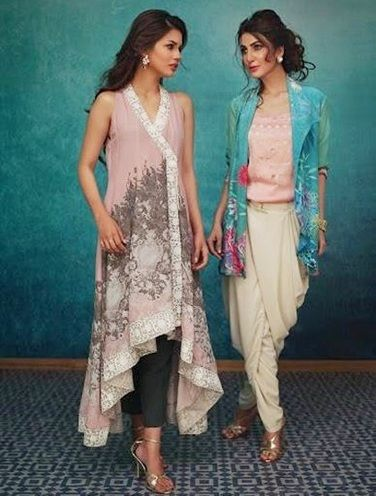 Pakistani Fashion: Haute Looks By Fashion Designer, Niza Adwer