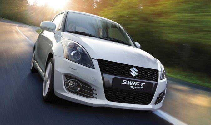 Suzuki Swift 1.2 SZ4 manual 3-door