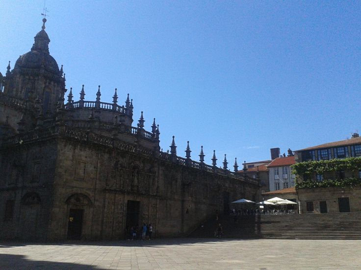 Plaza da Quintana