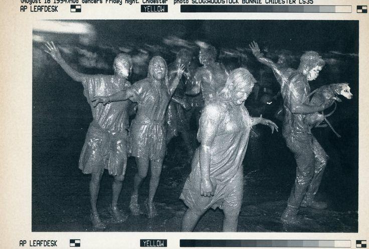 Woodstock '94 in Saugerties