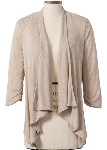 Ella Moss Lightweight Lucy Cardigan #clothing #women #ivory #flax @LaylaGrayceFlax Laylagrayce