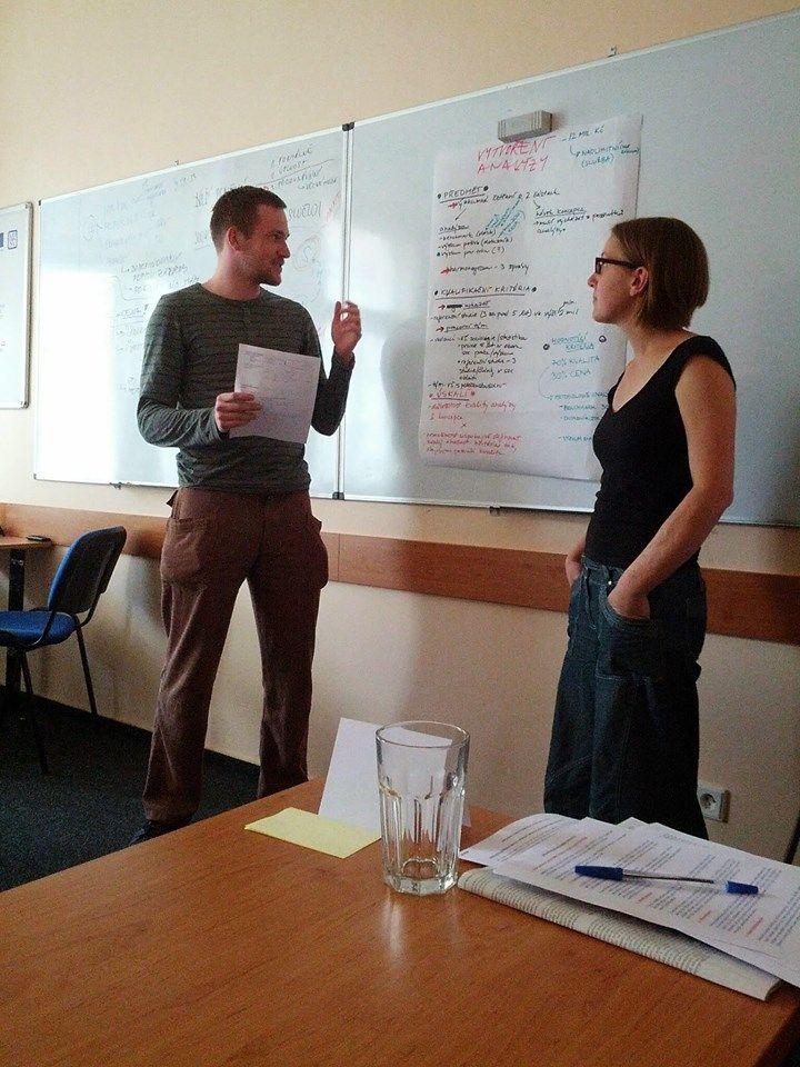 project management training xxxxx školení projektového řízení